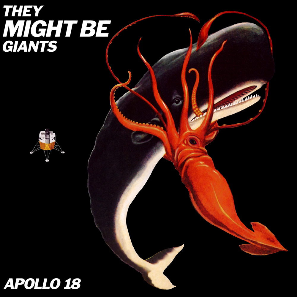 """Turn Around"" from 'Apollo 18' by They Might Be Giants"
